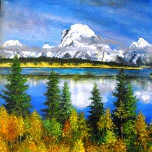 Ősz az Alpokban