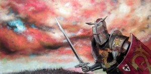 Keresztes lovagok sorozat: A lovag