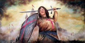 Keresztes lovagok sorozat: A fegyverhordozó