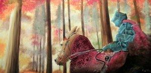 Keresztes lovagok sorozat: A lovas