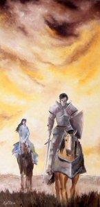 Keresztes lovagok sorozat: A védelmező