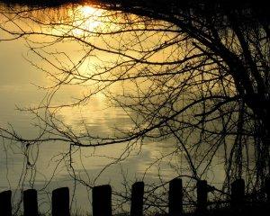 Estefelé a Malomvölgyi tónál