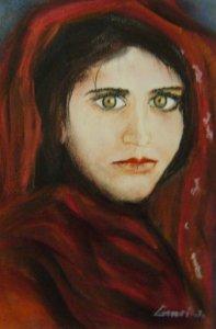 Pakisztáni lány