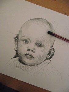 Gabesz portré