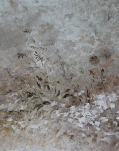Deres 40x50 olaj, farostra kasírozott vászon (festőkéses technika)