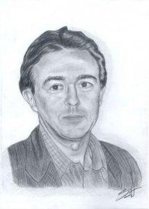 Egy művész portréja