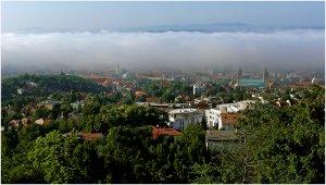 Ma reggel Pécs
