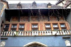 Királyi balkon