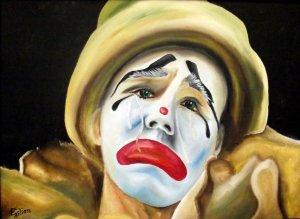 Szomorú bohóc - másolat