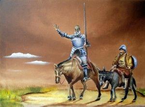 Don Quixote és Sancho Panza