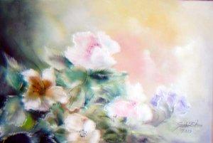 Juditkám virágos kertje