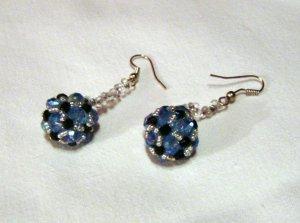 Kék fülbevalók