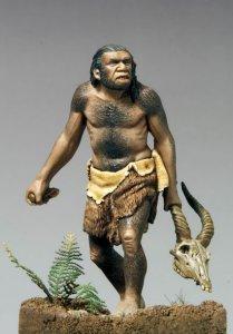 Neanderthal ember