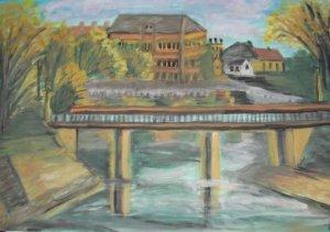 Baja, Sugovica-híd