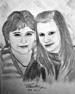 Anya& lánya
