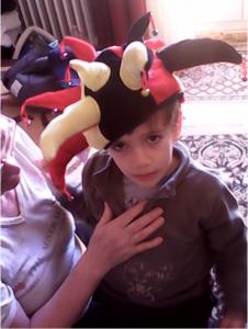 unákom-öcsékem
