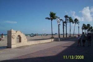 Holliwood Beach Florida