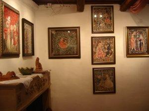 Rajna-Felvidék középkori falikárpitjai ihlették