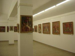Gótikus falikárpitok kiállítás