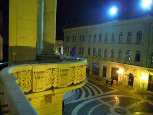 Színházi erkély