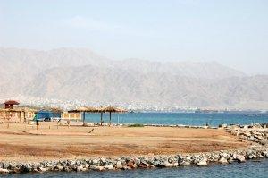 Eilat - Vörös tenger